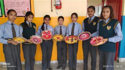 Diwali Activity & Rangoli Competition