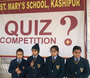 Quiz Competition & Math Olympiads
