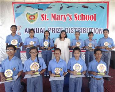 Annual Prize Distribution