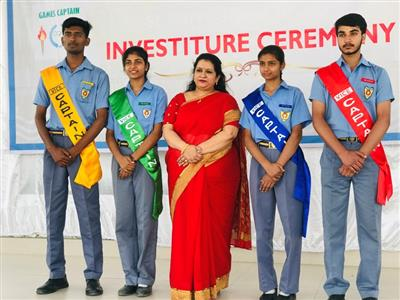 Investiture Ceremony Celebration