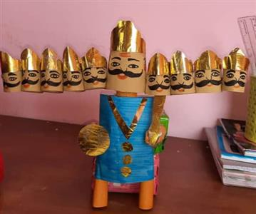 Dussehra Activity